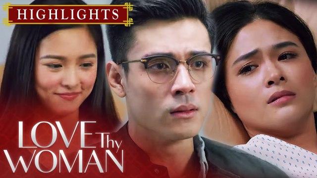 Jia at David, magkasamang bumalik ng Pilipinas para kay Dana | Love Thy Woman