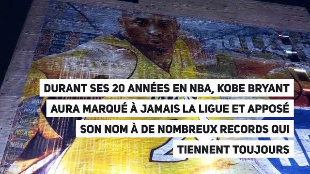 NBA – 24 records marquants de Kobe Bryant