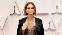 Natalie Portman takes on Rose McGowan's Oscars outfit criticism