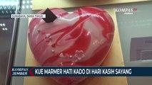 Kue Marmer Hati Kado di Hari Kasih Sayang