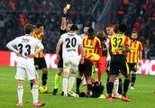 Son Dakika: TFF, Göztepe - Beşiktaş maçında kural hatası olmadığı yönünde karar verdi