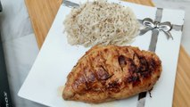 Garlic Roasted Chicken Breast ,  A touch of Garlic makes all the difference ,
