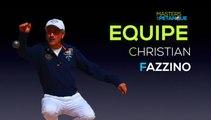 Masters de pétanque, présentation de l'équipe : Christian Fazzino droit au sud !