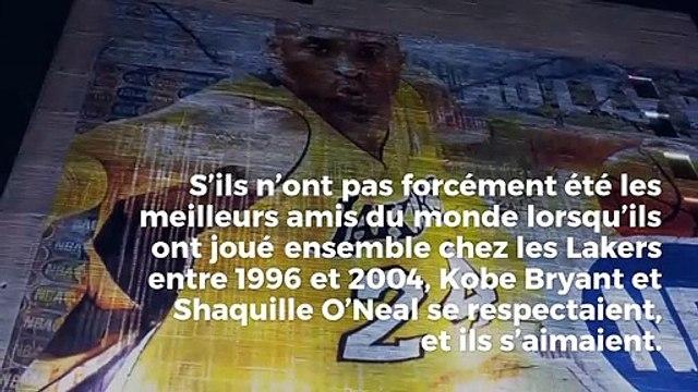NBA – Shaq donne la clé de sa relation avec Kobe Bryant