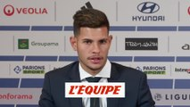 Guimaraes «Juninho est le responsable de mon choix» - Foot - L1 - OL