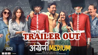 'Angrezi Medium' trailer out
