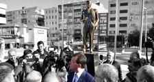 """İmamoğlu, Bayrampaşa'daki Atatürk heykelini """"değiştirin"""" dedi"""