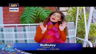 Bulbulay Season 2 _ Episode 40 _ Promo _ ARY Digital Drama