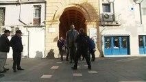 Nice: La statue de Jacques Chirac, inaugurée samedi dernier, a été vandalisée et a été amputée de deux doigts - VIDEO