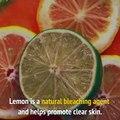 Video Glowing Skin remedies