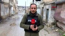 Suriye idlib kırsalı, hayalet kente dönüştü