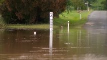 Heavy rain causes flooding in drought-stricken Australia
