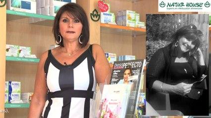 Sandrine a perdu 16 kilos avec le centre Naturhouse Balma (31)