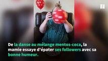 TikTok: une mamie affole les internautes avec ses vidéos