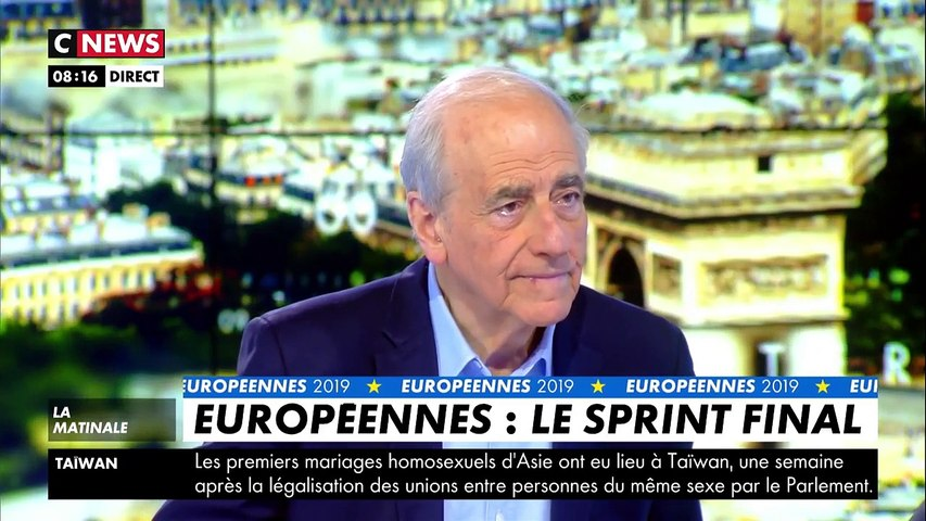 Jean-Christophe Lagarde - «Il n'y a qu'en France qu'on a ce débat national idiot» - CNEWS