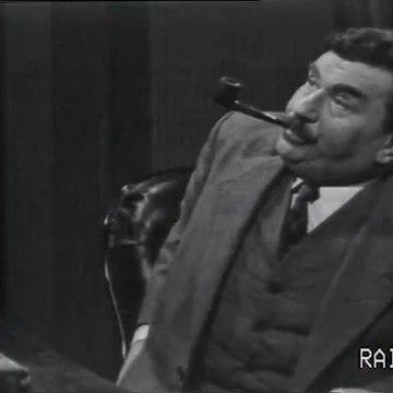 Il commissario Maigret e Georges Simenon (Servizio RAI con clip tratte dallo sceneggiato)