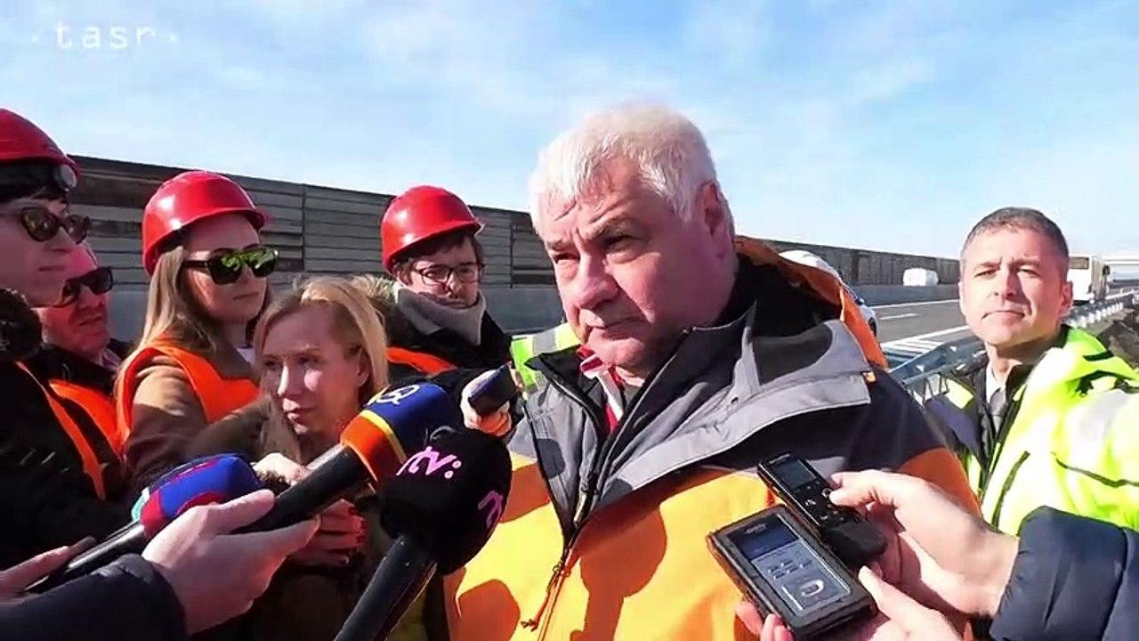 Väčšia časť R7 v rámci bratislavského obchvatu má byť otvorená čoskoro
