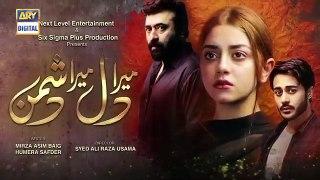Mera Dil Mera Dushman Episode 6 _ Best Scene _ Alizey Shah & Noman Sami