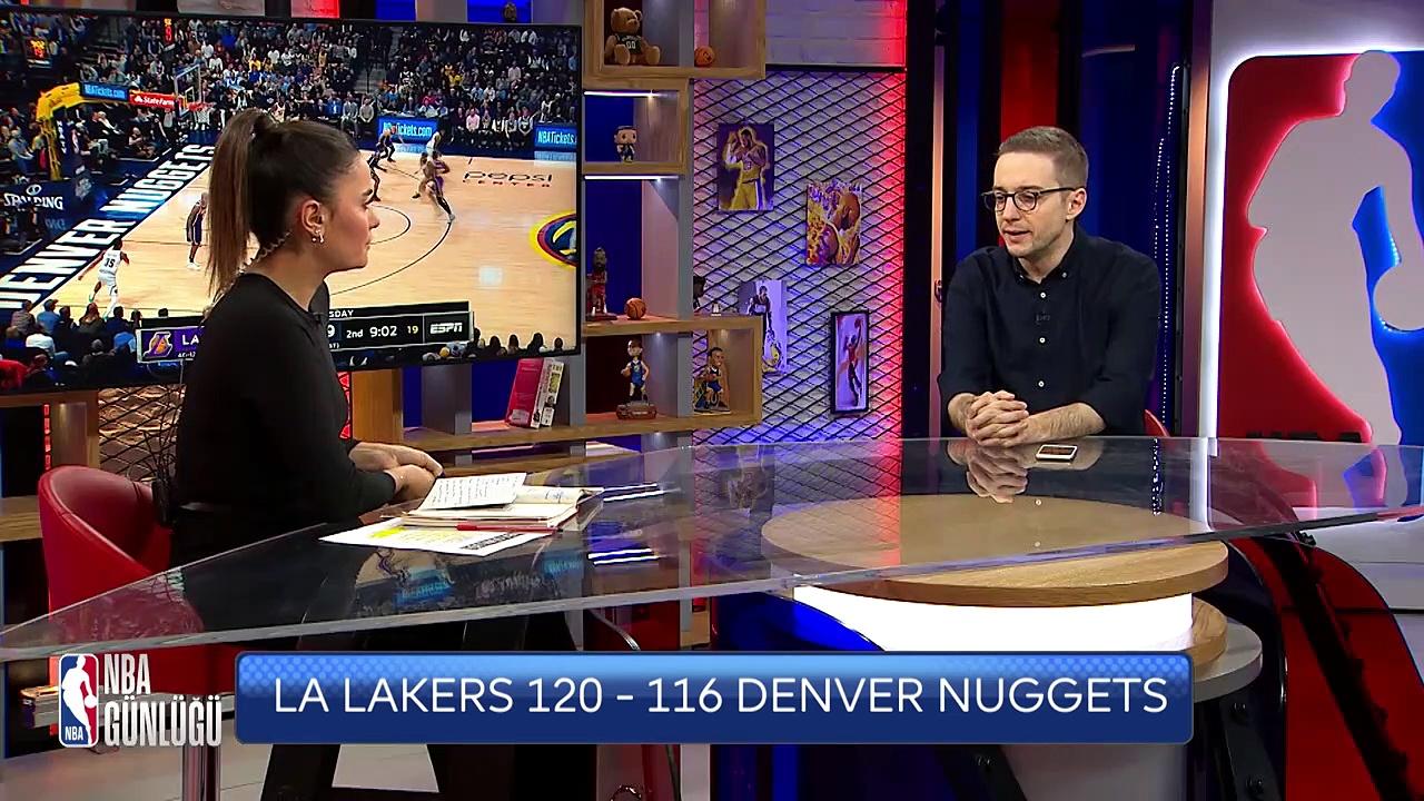 NBA Günlüğü | 13.02.2020