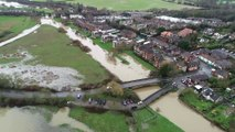 Pulborough hit by flooding as storms batter Sussex
