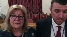 Cabinet Member Education Cllr Lynne Ayers & Jonathan Lewis Director Education