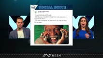 NISSAN Social Drive: Broomstick Challenge From Fort Myers, Bill Russell Birthday