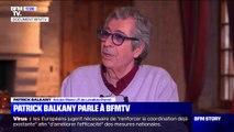 """""""Je pensais que j'allais mourir"""" en prison: Patrick Balkany raconte le moment où il a appris sa libération"""