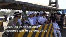 Coronavirus: un navire US rejeté par cinq pays d'Asie va accoster au Cambodge