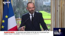 """Pénibilité: Edouard Philippe veut """"tout remettre à plat"""" pour des règles """"universelles"""""""
