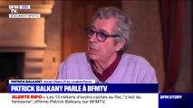 """Patrick Balkany: En prison, """"je prends 15 ans en cinq mois, je suis comme un vieux en fin de vie"""""""