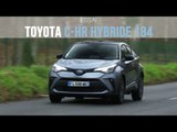 Essai Toyota C-HR Hybride 184 Collection