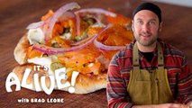 Brad Makes Gravlax (Cured Salmon)