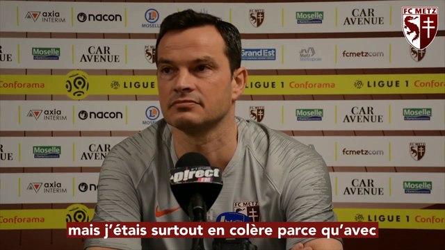 Nantes - Metz, la conférence d'avant-match