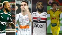 A seleção Footstats do Campeonato Paulista após cinco rodadas