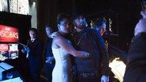 Salma Hayek: la vérité sur sa photo avec Eminem en coulisses des Oscars