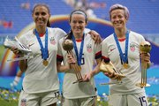 US Men's Soccer Union Supports Increase in Pay for Women