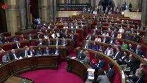 Intervenció d'Anna Erra al parlament