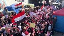 Irak: des centaines de femmes manifestent pour défendre leur place dans la révolte