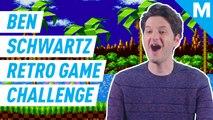 We tested Ben Schwartz's video game knowledge