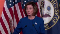 Pelosi: Trump comments on Stone are 'abuse of power'