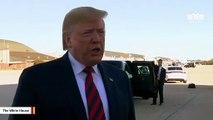 Report: Trump To Divert $3.8 Billion Pentagon Funds To Border Wall Construction