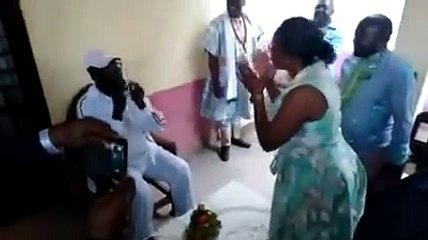 VIVRE ENSEMBLE : Sa Majesté  Sokoudjou Jean Rameau , Chef Supérieur Bamendjou ouest cameroun s'entretient en langue beti