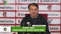 """Tamer Tuna: """"Finale çıkmak istiyoruz"""""""