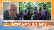 Spain wins European court appeal over rapid migrant deportations from Ceuta and Melilla