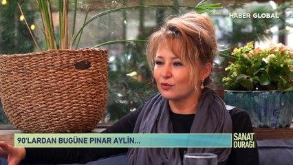 90'lı Yıllarda Esen Pop Rüzgarının Bir Numaralı İsmi Pınar Aylin
