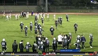 ELITE 2020 - JOURNEE 02 - Black Panthers vs Argonautes (2)