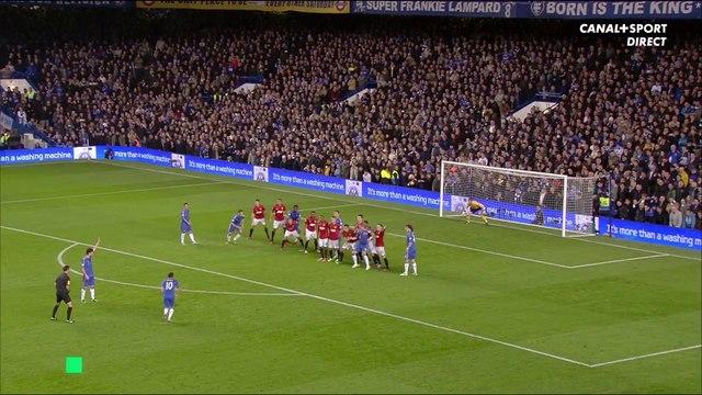 Le top buts lors des Chelsea / Manchester United !