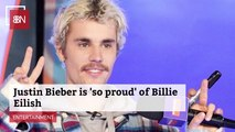 Justin Bieber Respects Billie Eilish
