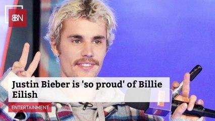 Justin Bieber Respects Billie Eilish