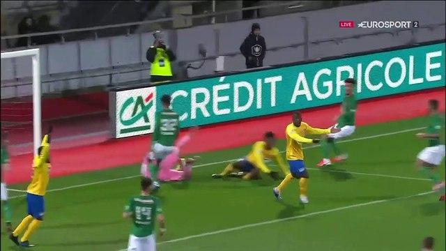 Plein de sang-froid, Krasso a redonné espoir à Epinal sur penalty